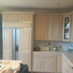 Newtown Square Kitchen Before
